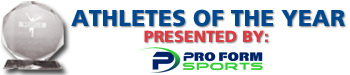Athletes of the Year Presented by Pro From Sports