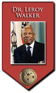 Dr. Leroy Walker Bio