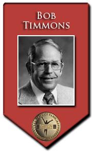 Bob Timmons Bio