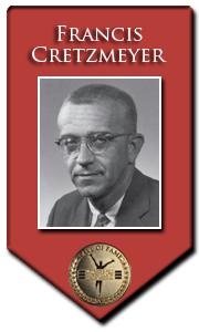 Francis X. Cretzmeyer Bio