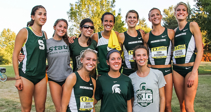 Michigan State Women Emerge at No. 1 in Division I XC ...