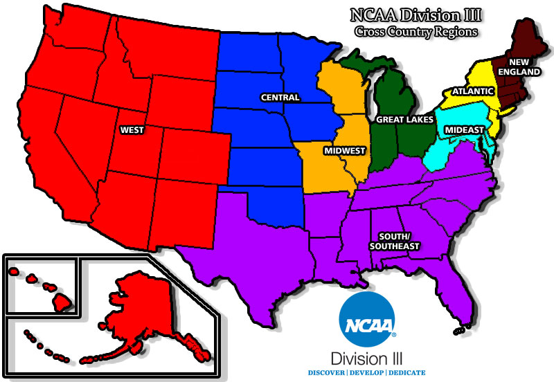 USTFCCCA InfoZone Regional Championship Central NCAA - Us nationals houghton 2015 course map