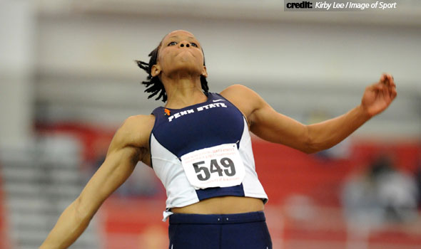 Gayle Hunter Shatters Penn State Pentathlon Record at Penn State National