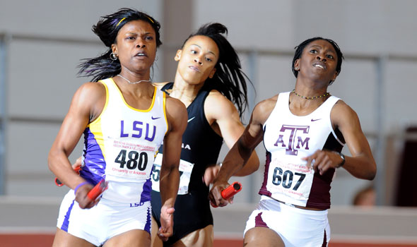 Texas A&M Women Begin 2009 Indoor Track and Field Campaign with No. 1 Ranking