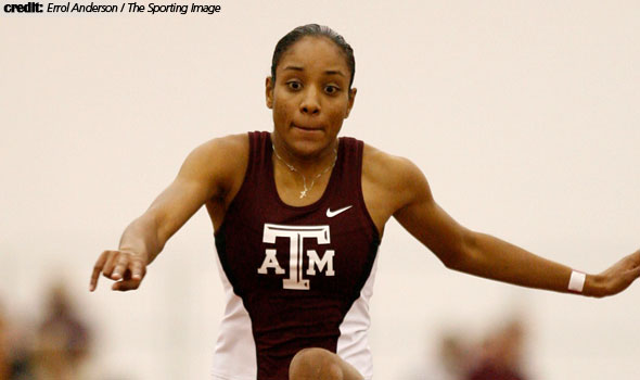 Texas A&M Women Retain No. 1 Ranking in Women's Indoor Track