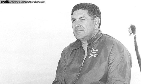Former ASU Coach, USTFCCCA Hall Member 'Baldy' Castillo Passes