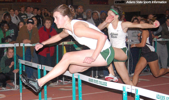 Indoor Track & Field Season Underway