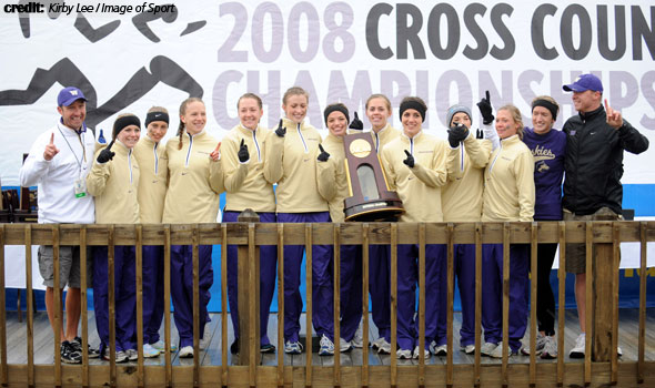 University of Washington Named USTFCCCA Division I Women's XC Scholar Team of the Year