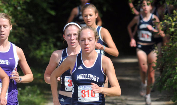 Middlebury College Named USTFCCCA Division III Women's XC Scholar Team of the Year