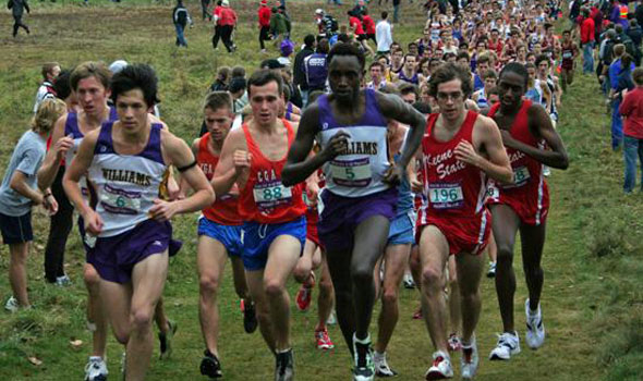 Williams College Named USTFCCCA Division III Men's Cross Country Scholar Team of the Year