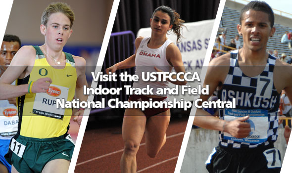 Visit the USTFCCCA Indoor Track & Field National Championship Central