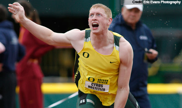 Oregon Remains No. 1; Top Five Unchanged in Division I Men's Outdoor Track