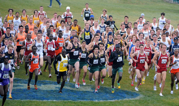 NCAA XC Championship Returning to Terre Haute in 2010