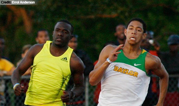 Records Fall at Michael Johnson Classic
