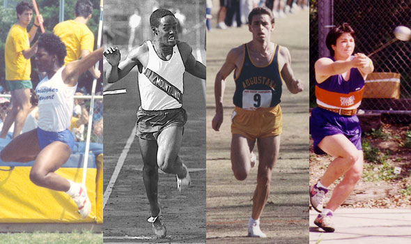 USTFCCCA Inducts Four into Division III Athlete Hall of Fame