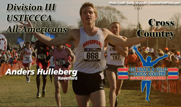All-America Honors for 2010 Division III Cross Country Season Released
