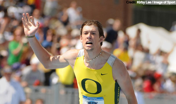 Oregon Takes Back No. 1 Ranking in Men's Division I Track and Field