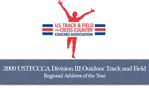 USTFCCCA Announces Division III Outdoor  Track & Field Regional Honorees