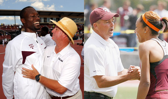 A&M's Henry, Anderson Named USTFCCCA Women's National Coaches of the Year
