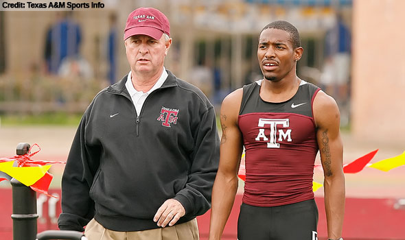 Texas A&M's Pat Henry Named Men's National Head Coach of the Year