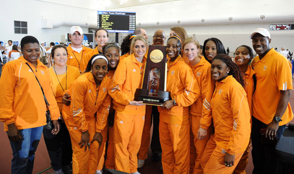 Tennessee, Arizona State Tabbed as 2009 Division I Women's Track and Field Scholar Teams of the Year