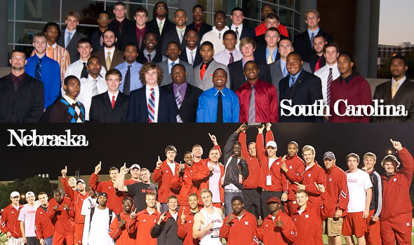 Nebraska, South Carolina Named 2009 Division I Men's Track and Field Scholar Teams of the Year
