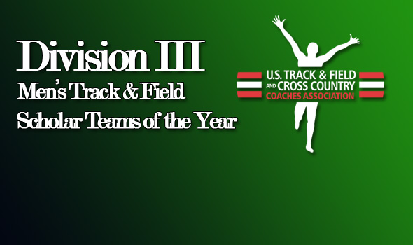 Whitworth University Tabbed as 2009 Division III Men's Track and Field Scholar Team of the Year