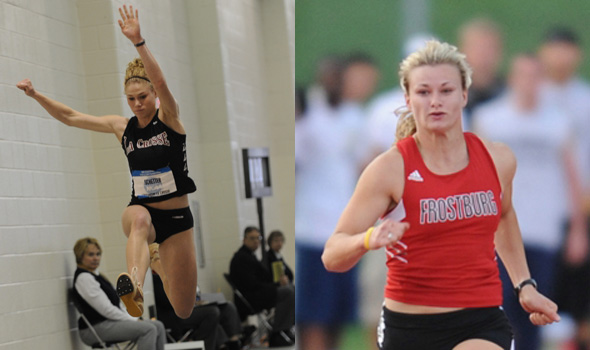 Mitchell, Rohrs, Schetter Named 2009 Division III Women's Track & Field Scholar Athletes of the Year