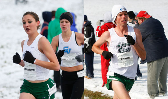 Adams State Men and Women Top Division II XC National Rankings