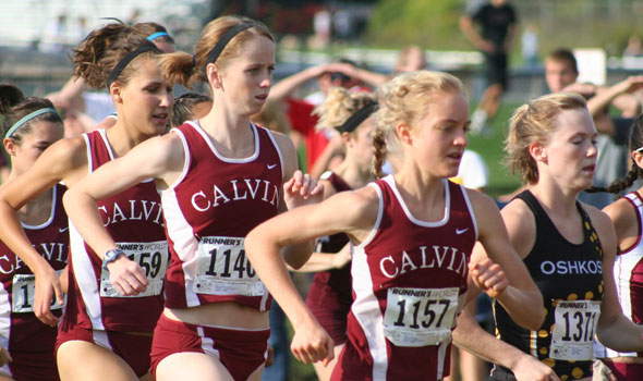 Calvin, Middlebury Tied for No. 1 in Women's Division III XC Preseason Poll