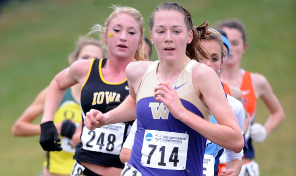 Washington Women Begin XC Title Defense as No. 1