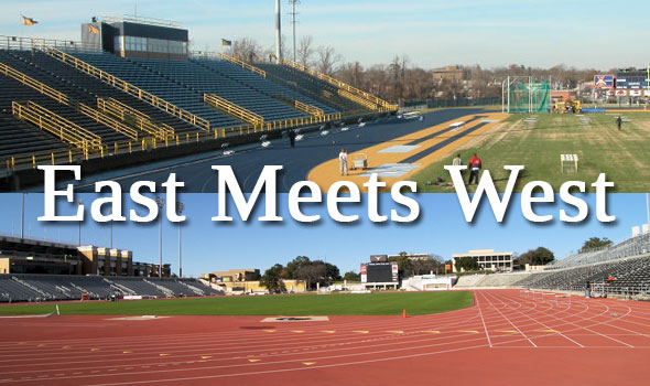 NCAA T&F 2010 Preliminary Round East and West Sites Announced