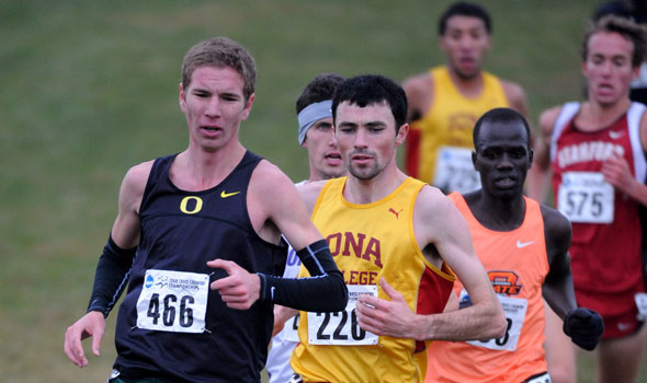 Oregon Opens 2009 as Top Team in Division I Men's XC