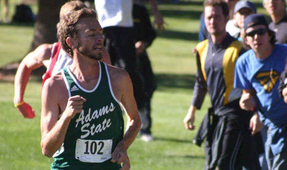 Adams State Remains Top Ranked Team in Men's Division II Cross Country