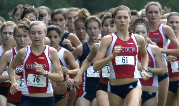 Top Two Remain the Same, Rest of Top Ten Shaken up in Women's D2 XC