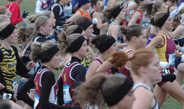 Middlebury Takes over Top Spot in Women's Division III XC Poll