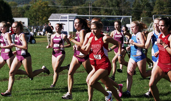 Middlebury Remains Top Ranked Team in Women's Division III Cross Country