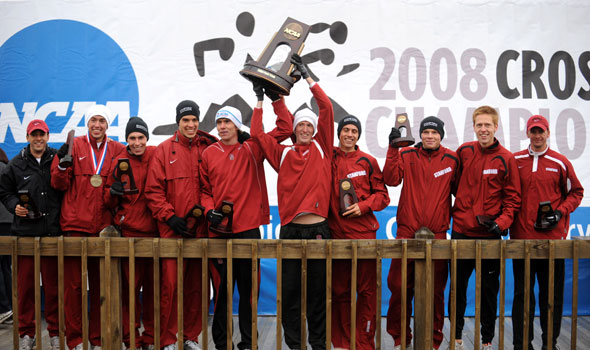 Stanford Retains Top Spot in Men's Division I XC Poll