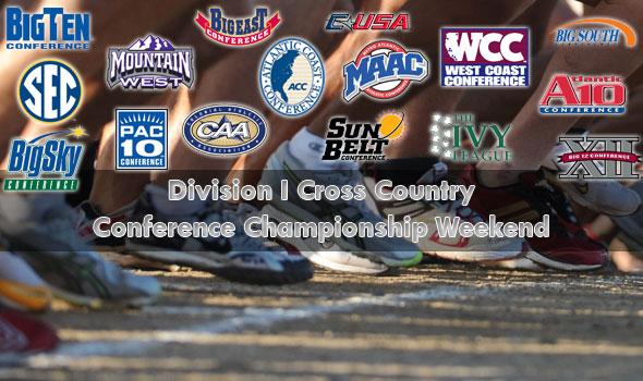 Division I Conference Cross Country Championship Weekend