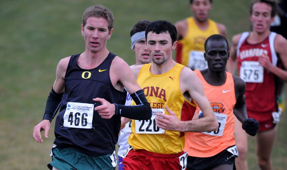 Puskedra Runs Oregon to Victory at Pre-National Invitational
