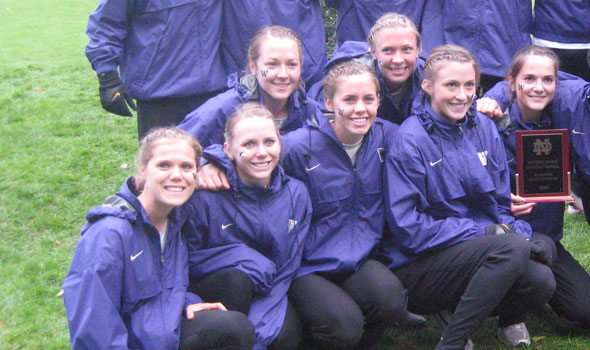 Colorado Jumps to No. 3 in Women's Division I XC Poll