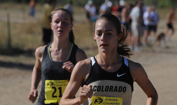 Jenny Barringer Leads Colorado to Team Title at Pre-Nationals