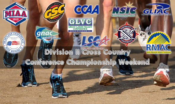 Division II Conference Championship Weekend Set to Begin