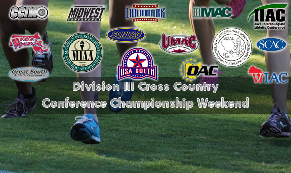 Division III Conference Cross Country Championships Set to Begin
