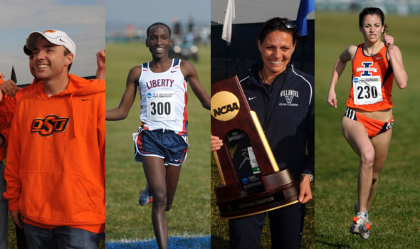 Liberty's Chelanga, Villanova's Procaccio Take Home Top Division I XC Honors