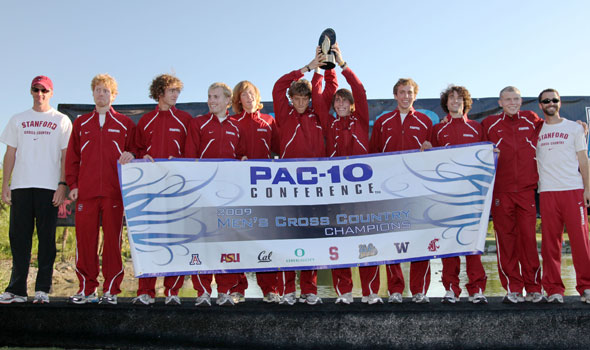Stanford a Unanimous No. 1 in Men's XC