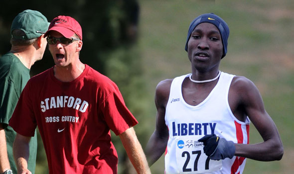 Men's Division I XC Regional Recognitions Include Liberty's Chelanga, Stanford's Dunn