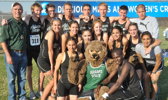 Adams State Wins Three National Division II Awards