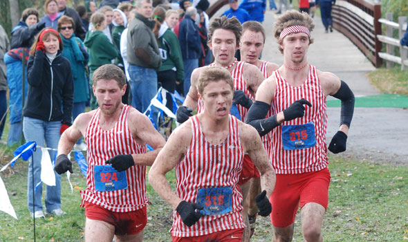 North Central Remains Top Division III Men's XC Team