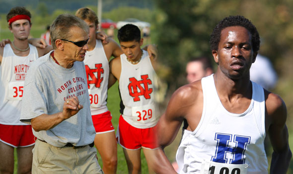 Hamilton's Kosgei, North Central's Carius Top Men's Division III List of Region Winners